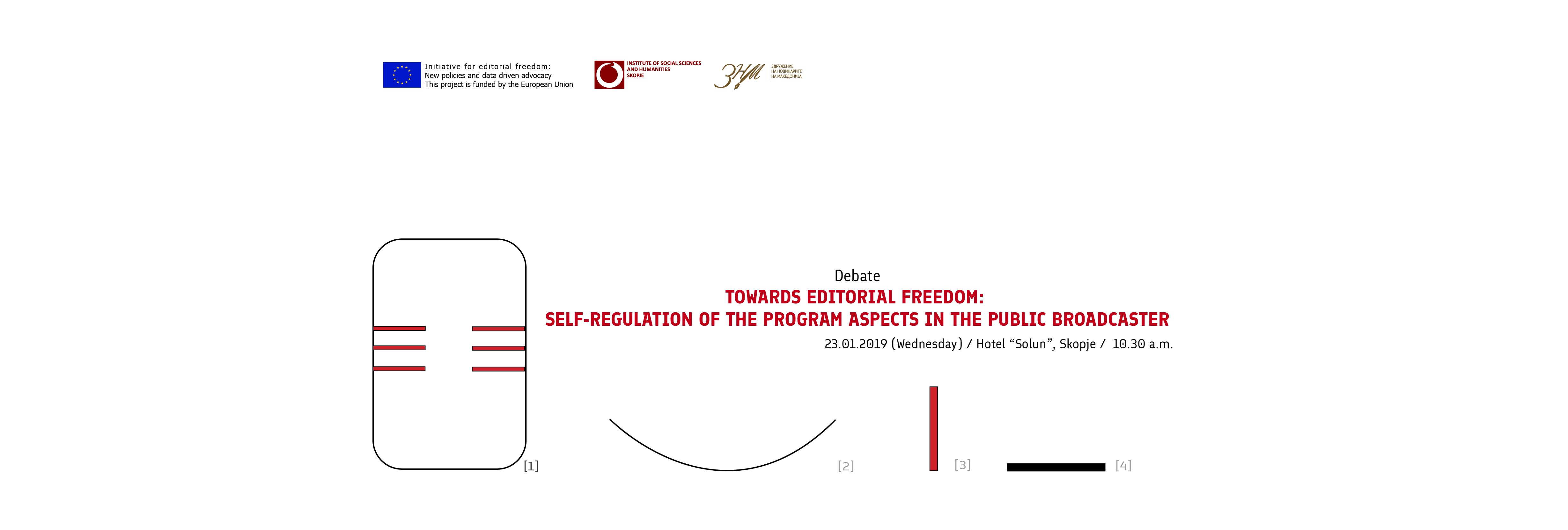New Report On Self Regulation And >> Isshs Towards Editorial Freedom Self Regulation Of The Program